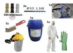 Kit de traitement des bois prêt à l'emploiPLASTIROLL
