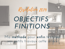 Finitions travaux