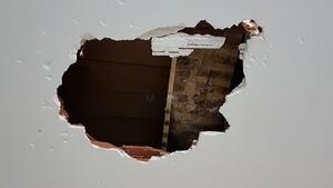 ouverture plafond plancher