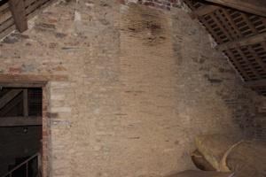 mur avant rejointoyement