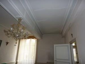 Plafond maison ancienne