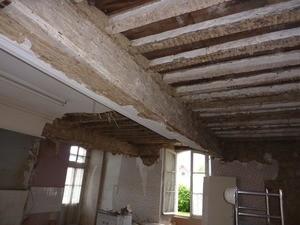 rénover plancher bois