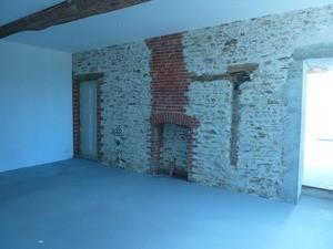 Mur En Pierre Apparente Comment Enduire Son Mur Intérieur