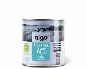 peinture algues